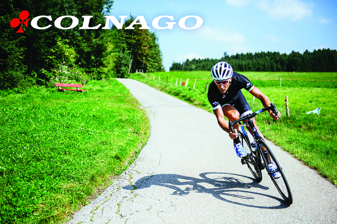 a3a1995a35a Colnago - The World s Most Successful Bicycles from modern state-of-the-art  monocoque carbon-fibre frames